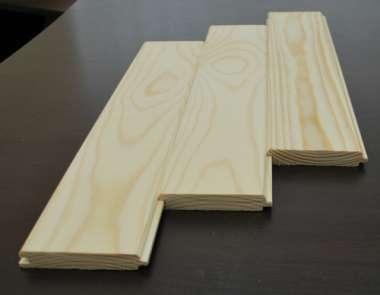 Вагонка деревянная - купить в Киеве