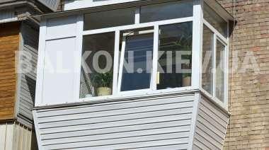 Замовлення балконів «під ключ» в Києві