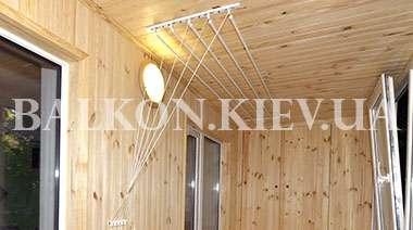 Для мешканців багатоповерхових будинків питання сушки для білизни понад  актуальне. Балкон ідеальний для цих цілей 1ef0c2de8ea11