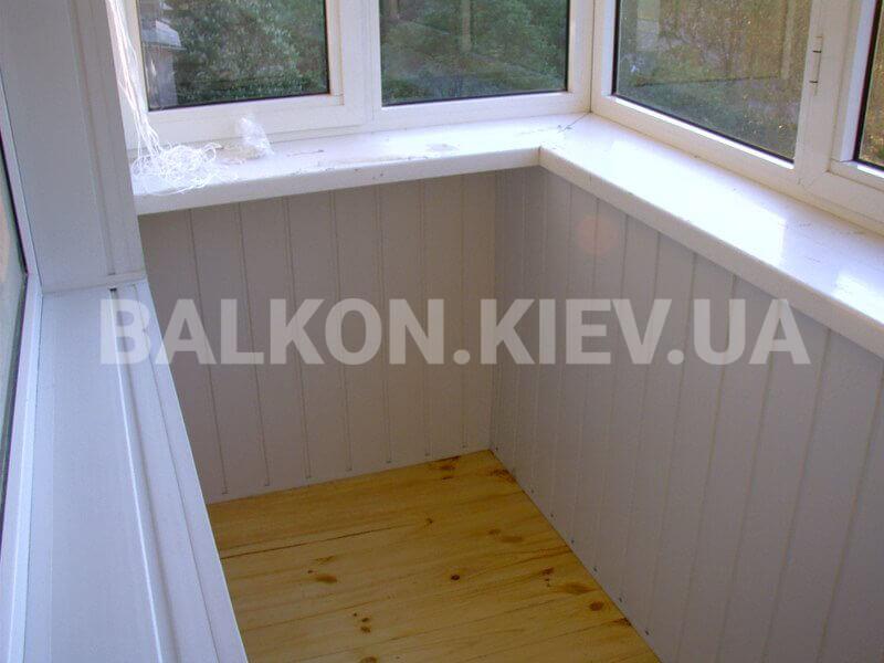 Услуги - отделка балконов пвх панелями в ростовской области .